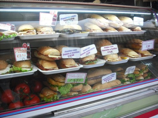 Fast Food Milan Italy Short City Break