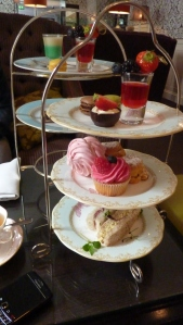 The Mandeville Hotel Afternoon Tea London Mens Tea