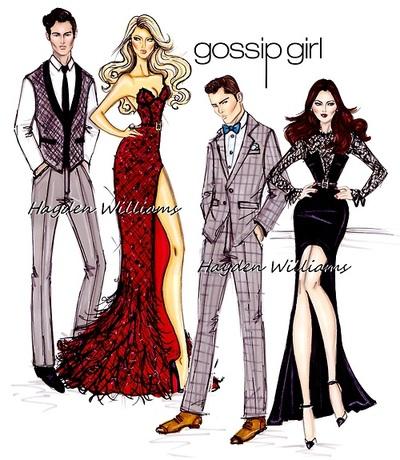 Gossip Girl Hayden Williams