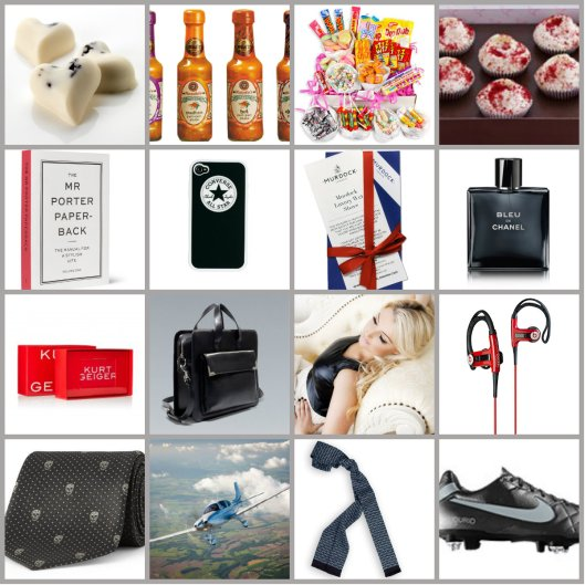 Valentines Day Gift Ideas for him - for men