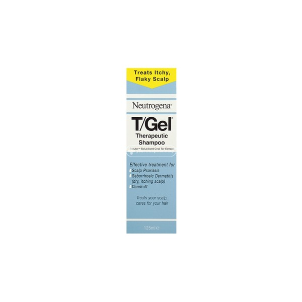 Neutrogena T/Gel Therapeutic Shampoo for Dry, Itchy Scalp
