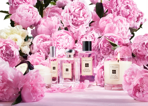 Jo Malone Peony and Blush Suede Fragrance Collection New