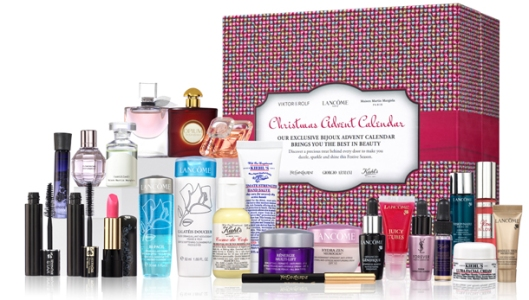 Lancôme beauty advent calendar 2013 selfridges