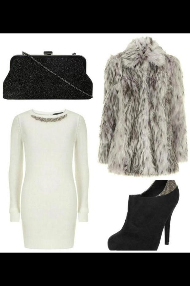 Dorothy Perkins Christmas Outfit #TweetItWinIt Twitter Competition