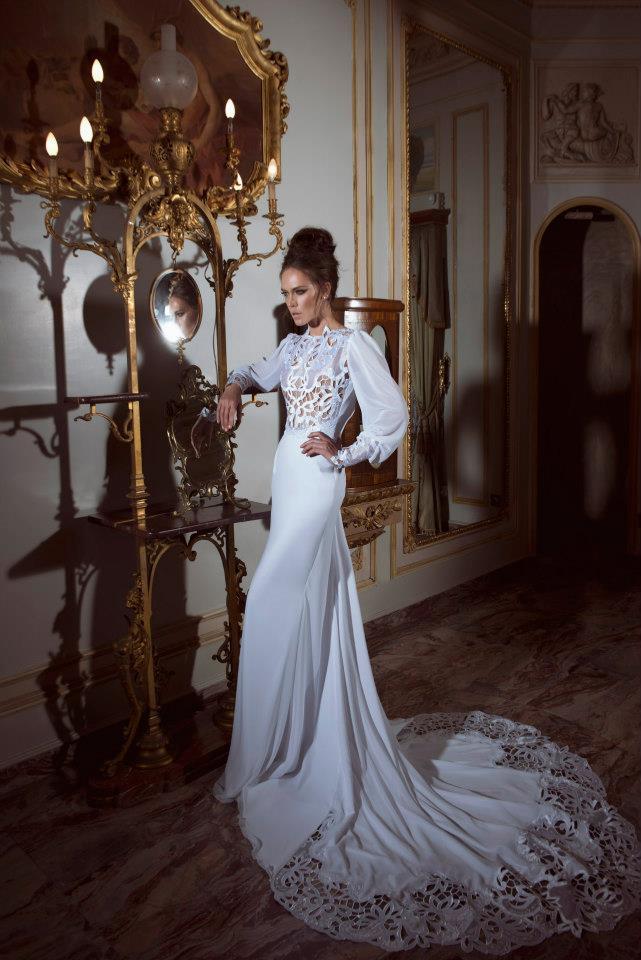 Israeli Wedding Dress Designers Galia Lahav Yaki Ravid Amp Inbal Dror