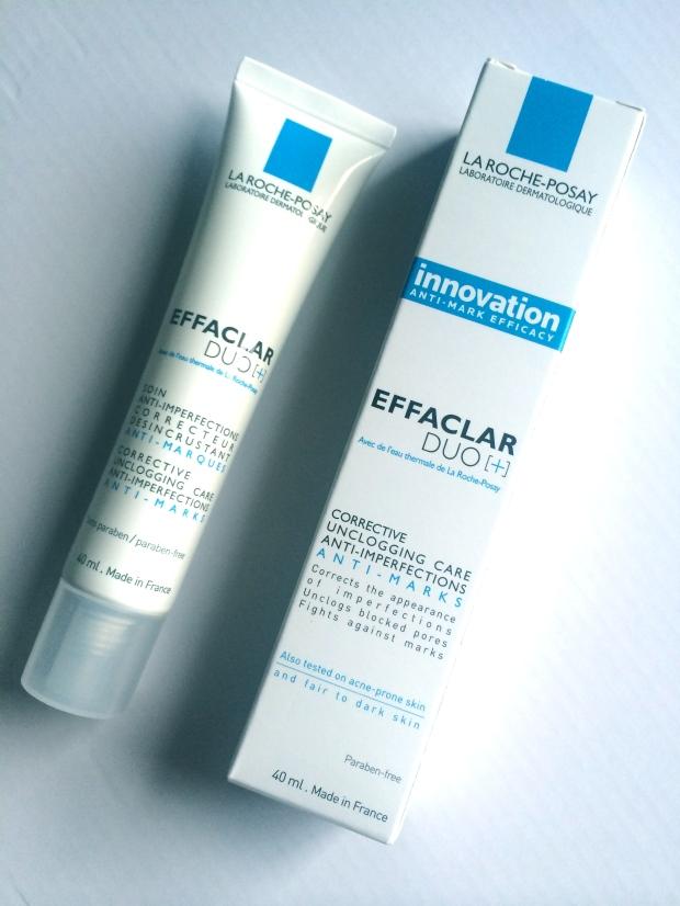 La Roche-Posay Effaclar Duo [+] & Effaclar MAT Moisturiser Review