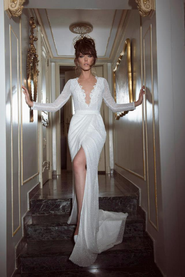 Israeli Wedding Dress Designers – Galia Lahav, Yaki Ravid & Inbal ...