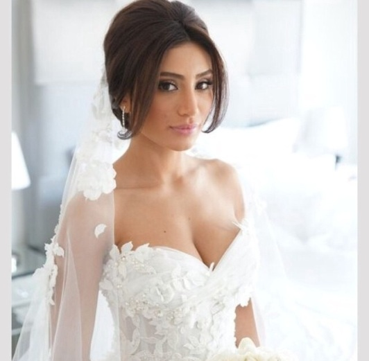 Soft Fresh Simple Romantic Bridal Wedding Day Makeup Look Inspiration