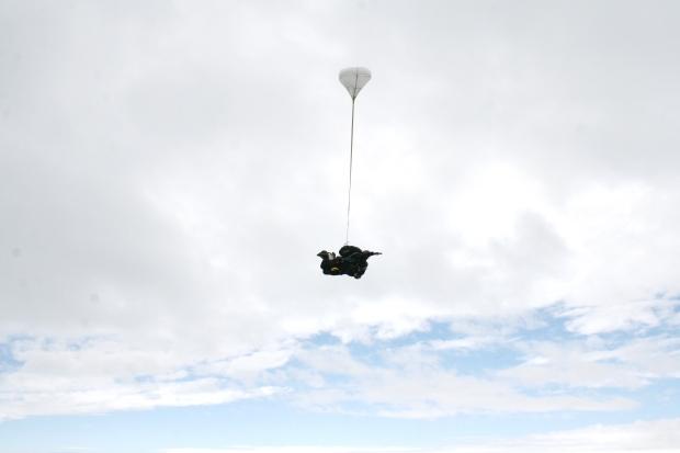 Skydive Sibson airfield Peterborough Tandem Skydiving vertigo