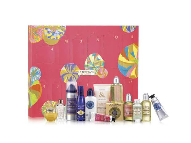 L'Occitane 13 Pampering Treats from Provence Beauty Advent Calendar 2014