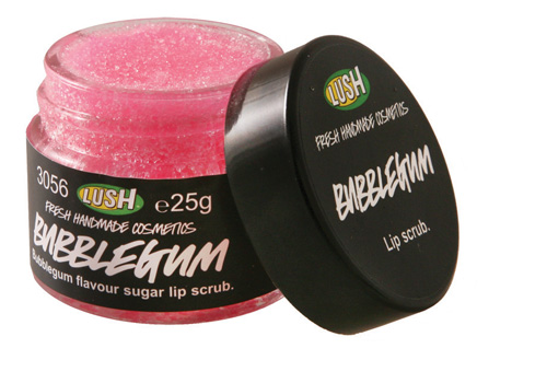 Lush Bubblegum Lip Scrub Exfoliator Review Wedding Bridal Skincare Regime