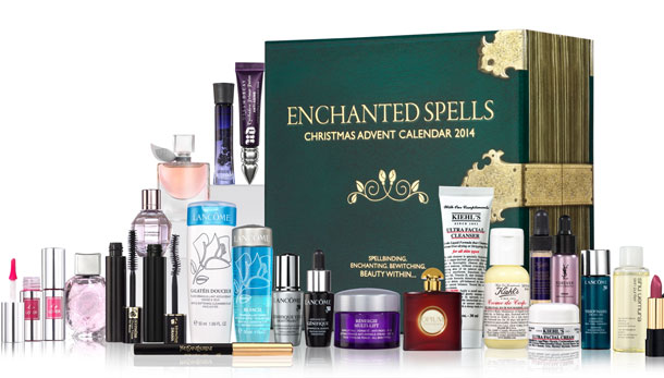 Enchanted Spells Selfridges Beauty Advent Calendar 2014