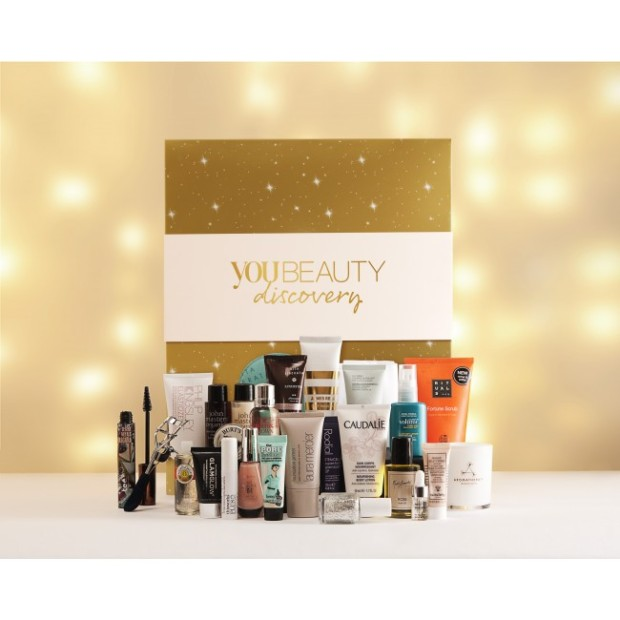 You Beauty Discovery Advent Calendar 2014