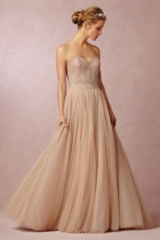 BHLDN Carina Corset and Ahsan Skirt by Watters