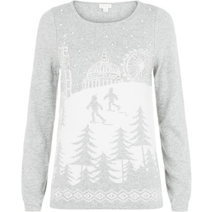Monsoon £59 - London Scene Christmas Jumper