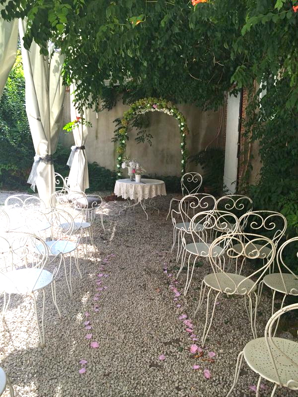 Chateau Riveneuve du Bosc Pamiers France Wedding Venue