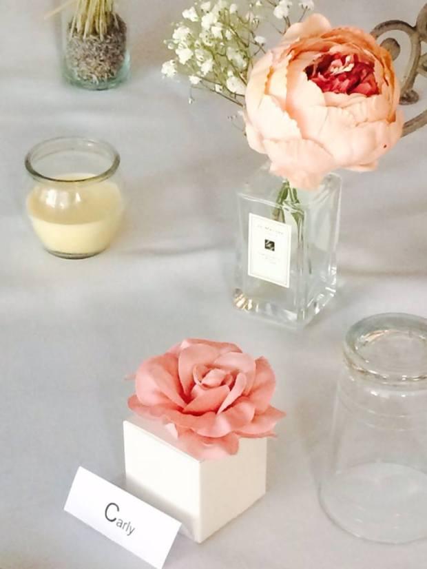 Jo Malone Perfume Bottles as Vases