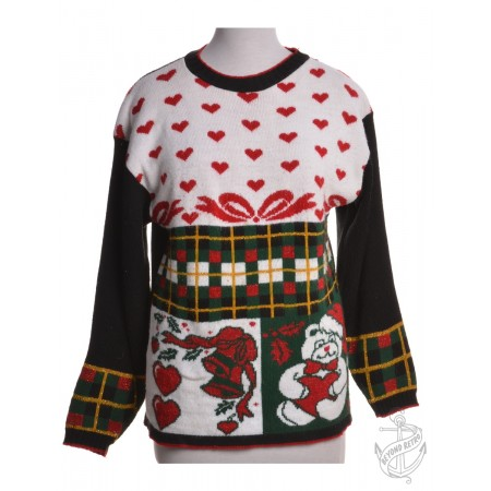 Beyond Retro £22 - 90s Retro Christmas Jumper
