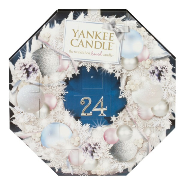 Yankee candle advent calendar christmas 2014